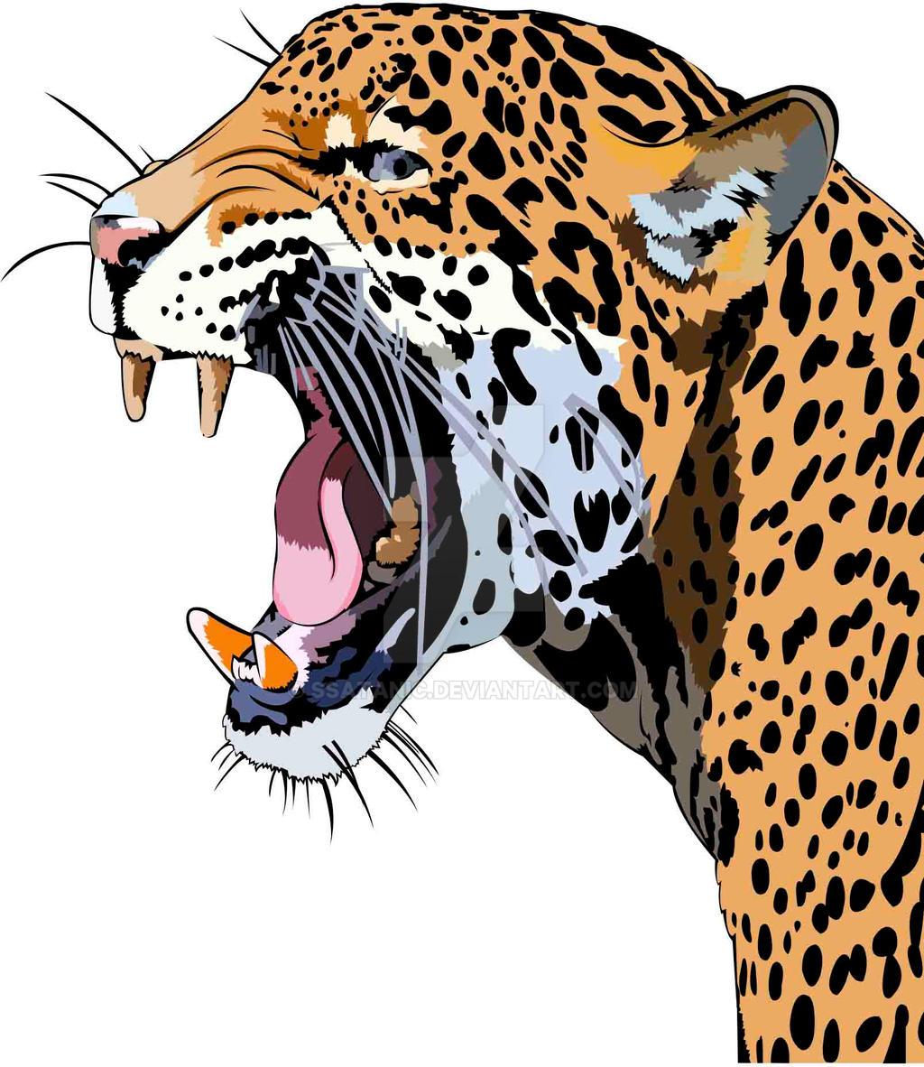 Angry Jaguar: Angry-jaguar By Ssatanic On DeviantArt