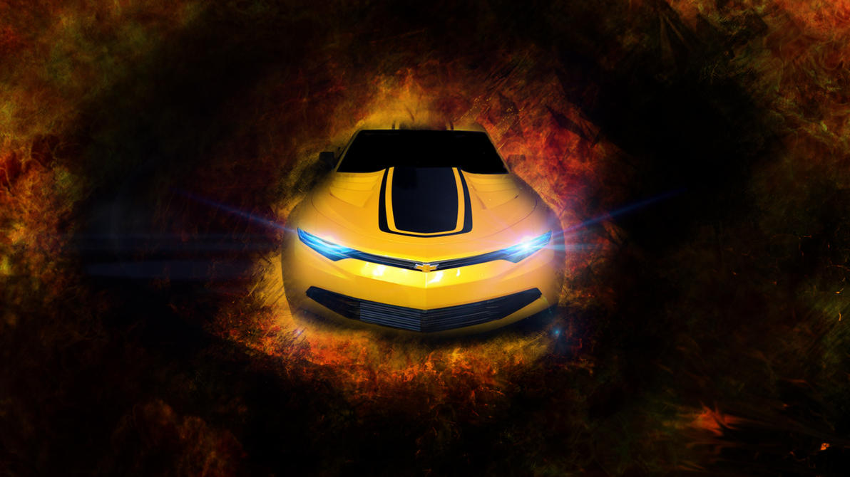 Chevrolet Camaro 2014 'Bumblebee' Wallpaper by 1356000