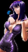 Nico Robin Render 2
