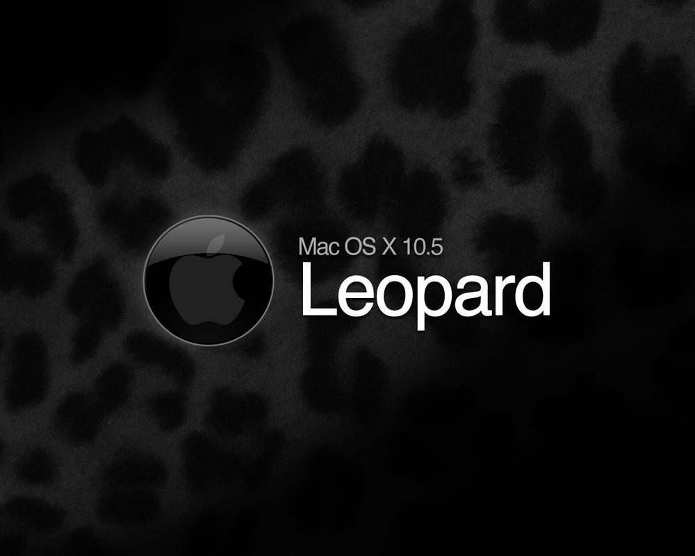 Mac OS X 10.5 Leopard by fun-total
