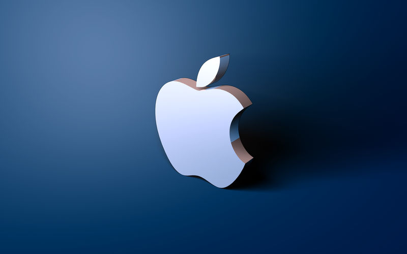 Apple glossy by fun-total