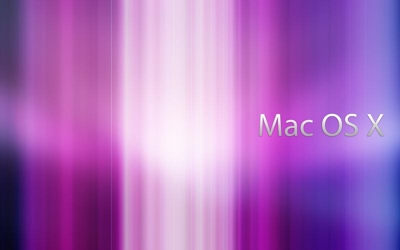 Mac OS X by fun-total