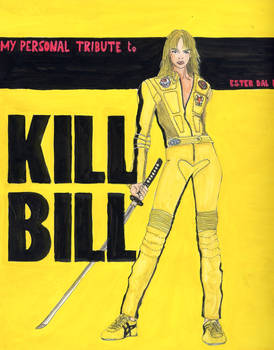 Personal Tribute - Kill Bill