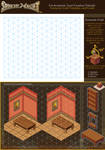 Sprite Might Isometric Grid Template and Guide
