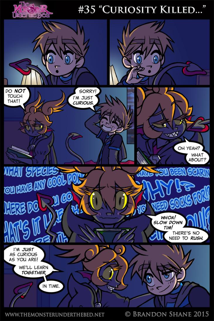 035 - Curiosity Killed... by JiveGuru
