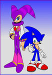 Sonic and NiGHTS