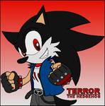 Terror the Hedgehog Ver. 2