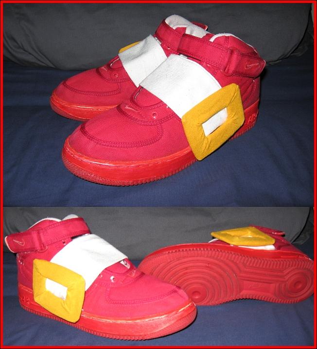 Sonic Sneakers Ver. 2 by Zero20-2