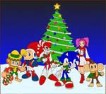 A Very Sega Christmas