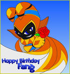 Happy Birthday ToothandFang