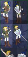 Link plushie