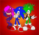 Sonic Underground - Redub