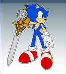 Sonic: Knight of the Wind