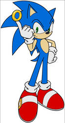 Happy 18th Sonic