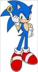 Happy 18th Sonic