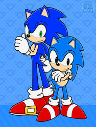 Happy 20th Sonic the Hedgehog