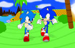 Sonic the Hedgehog: Generations of Speed