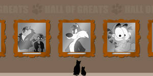 Great Cats In History: Hall of Greats