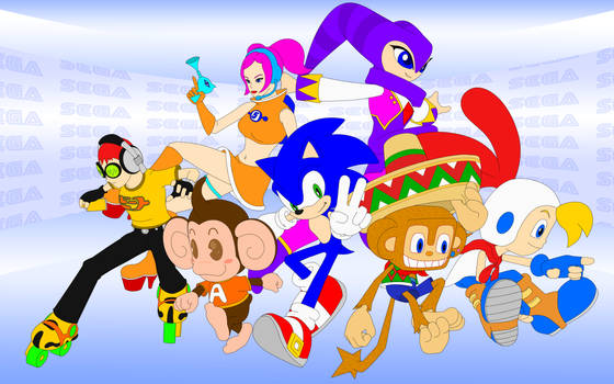 Sonic and SEGA All-Stars '12