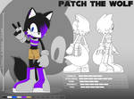 Patch the Wolf '12 Reference Sheet