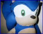 Sonic the Hedgehog Jumbo Doll