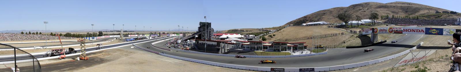 2010 Gran Prix of Sonoma by ritzpixel