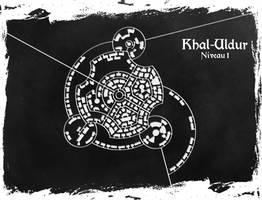 Khal-Uldur dwarven city