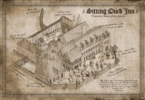 Sitting Duck Inn by Fred73fr