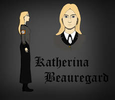 Katherina Beauregard by Tyranio