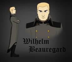 Wilhelm Beauregard by Tyranio