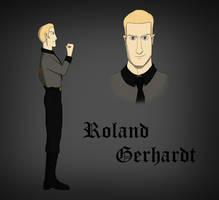 Roland Gerhardt by Tyranio