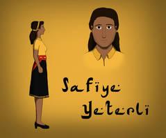 Safiye Yeterli by Tyranio