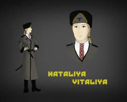 Nataliya Vitaliya by Tyranio