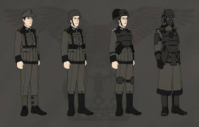 Gombostonian Combat Armour
