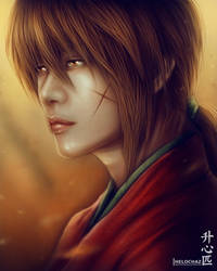 Himura Kenshin by HeLoChaz