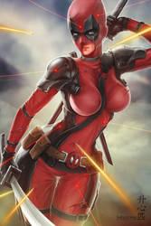 Deadpool1 by HeLoChaz