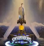 Doctor Who/ Skylander thing.