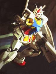 RX-78 GUNDAM by ta-ku-zou