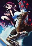K and Robo! by ta-ku-zou