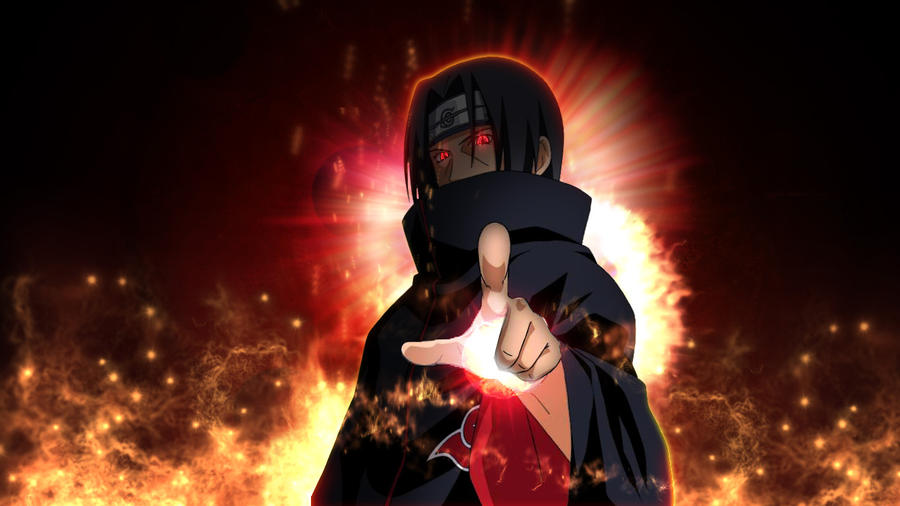 ZeoAbyss's Smacking Fan Art!!!! Very_scary_itachi_by_lightjutsu-d3fcxtu