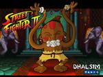 Street Fighter - Dhalsim