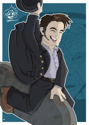 Commission - Jack Harkness