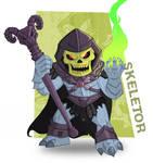 Meejitz - Skeletor da Sorcerer