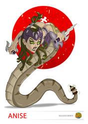 Japan Commission - Anise by happymonkeyshoes