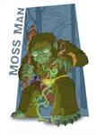 Meejitz - Moss Man