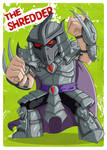 TMNT - The Shredder