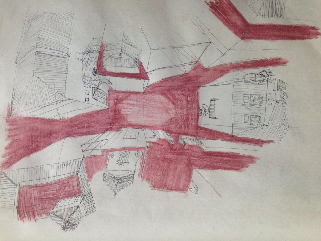 exploded square by TrafalgarNolan