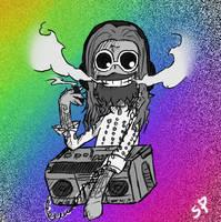 Rob Zombie by SkullPen