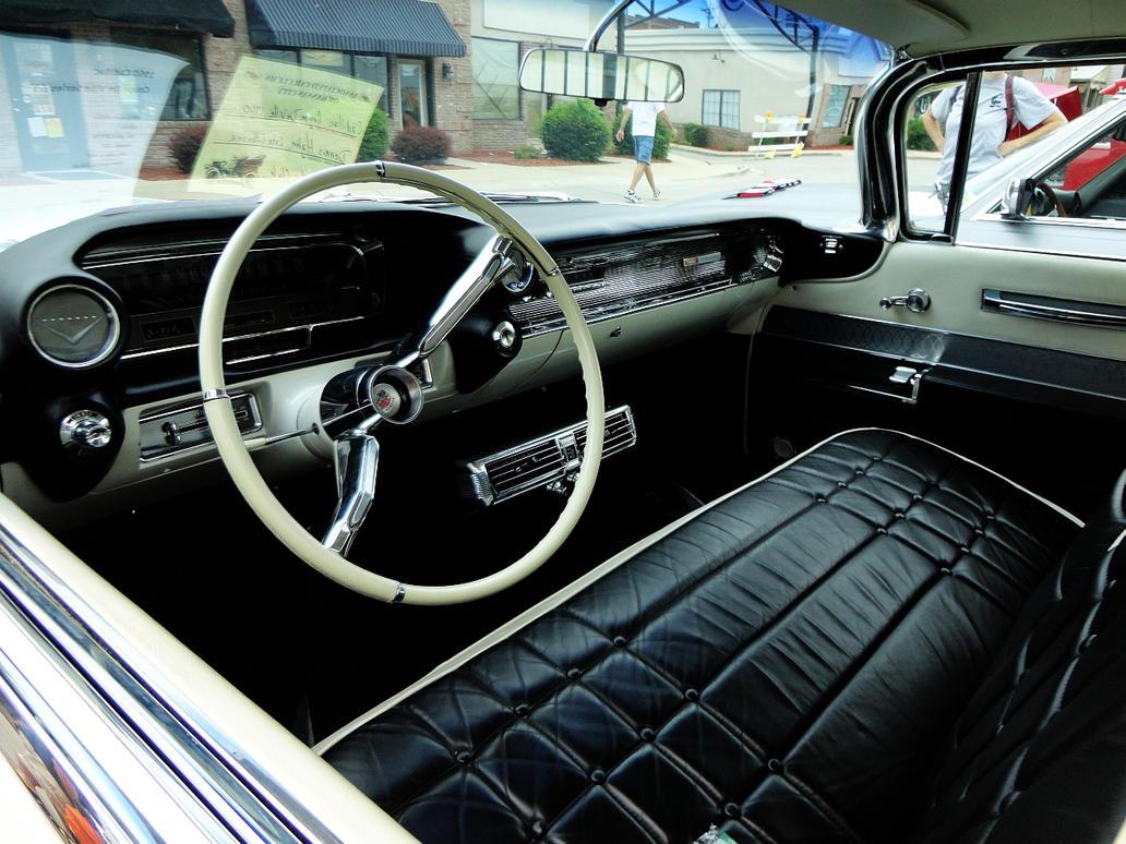 Lee Summit Car Show Cadillac Dashboard By Halfdude On DeviantArt - Summit car show