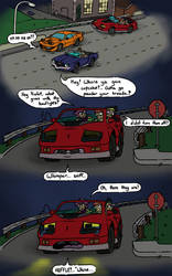 Camaro Blues